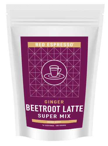 Beetroot Latte Mix 100g